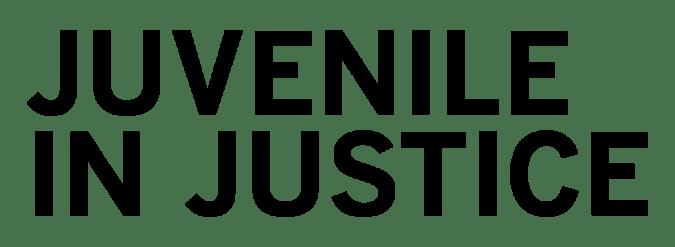 Juvenile-in-Justice logo